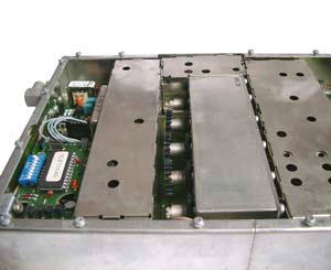 9000 Receiver tray